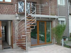 escalier outinox