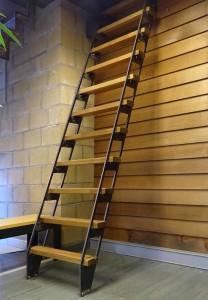 escalier echelle Spring