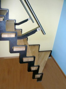 escalier echelle Up 8