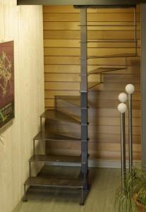 escalier helicoidale steel up