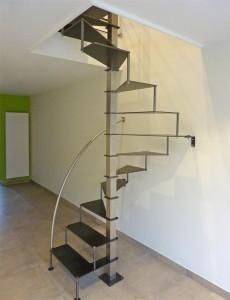 escalier helicoidale steel up. 8