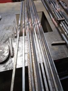 volute fer forgé sur mesure